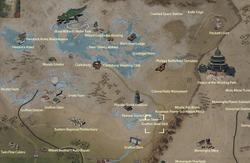 Grafton Steel Yard map