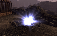 ProtonThrowingAxeExplosion