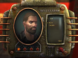 Fallout: New Vegas character creation