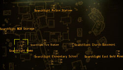 Searchlight home loc