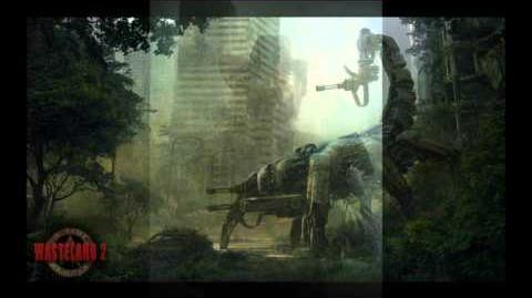 Wasteland 2 - Mark Morgan Music