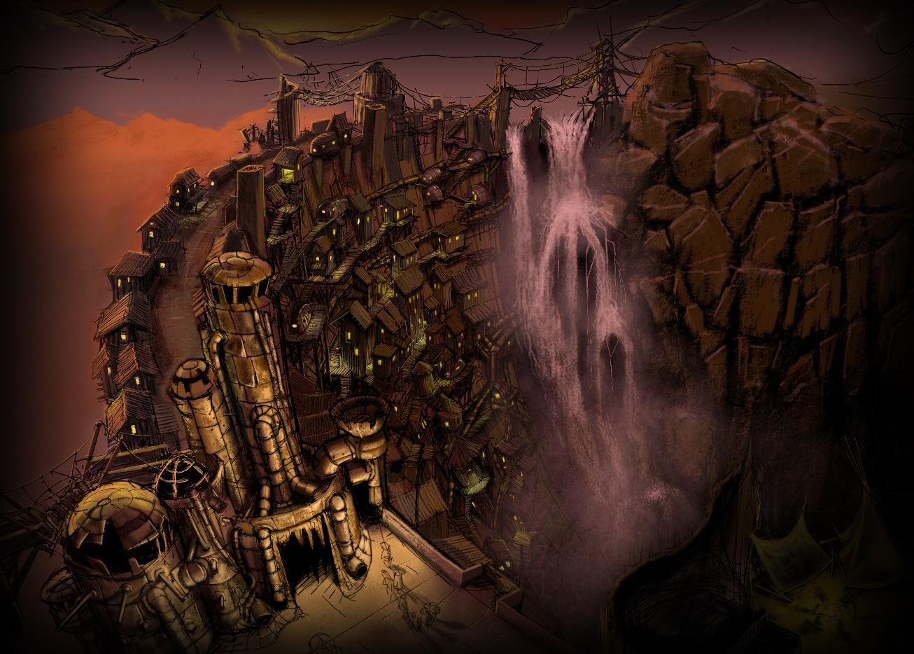 Hoover Dam (Van Buren) | Fallout Wiki | FANDOM powered by Wikia
