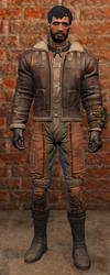 FO4 куртка пилота