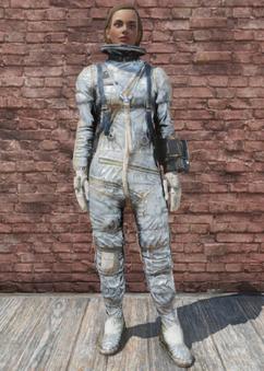 FO76 Spacesuit