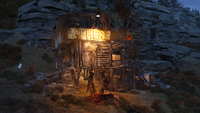 FO76 Toxic Larry's Meat n Go