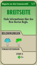 FOS Quest - Info - Breitseite - vorne