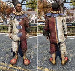 Fo76 Clown outfit (male)