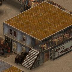 Магазин «Juan's Emporium»