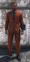 Jack O'Lantern Pant Suit small