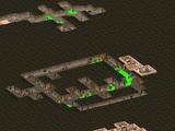 Radioaktywne jaskinie