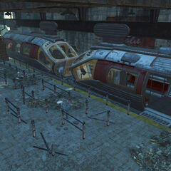 Платформа станції
