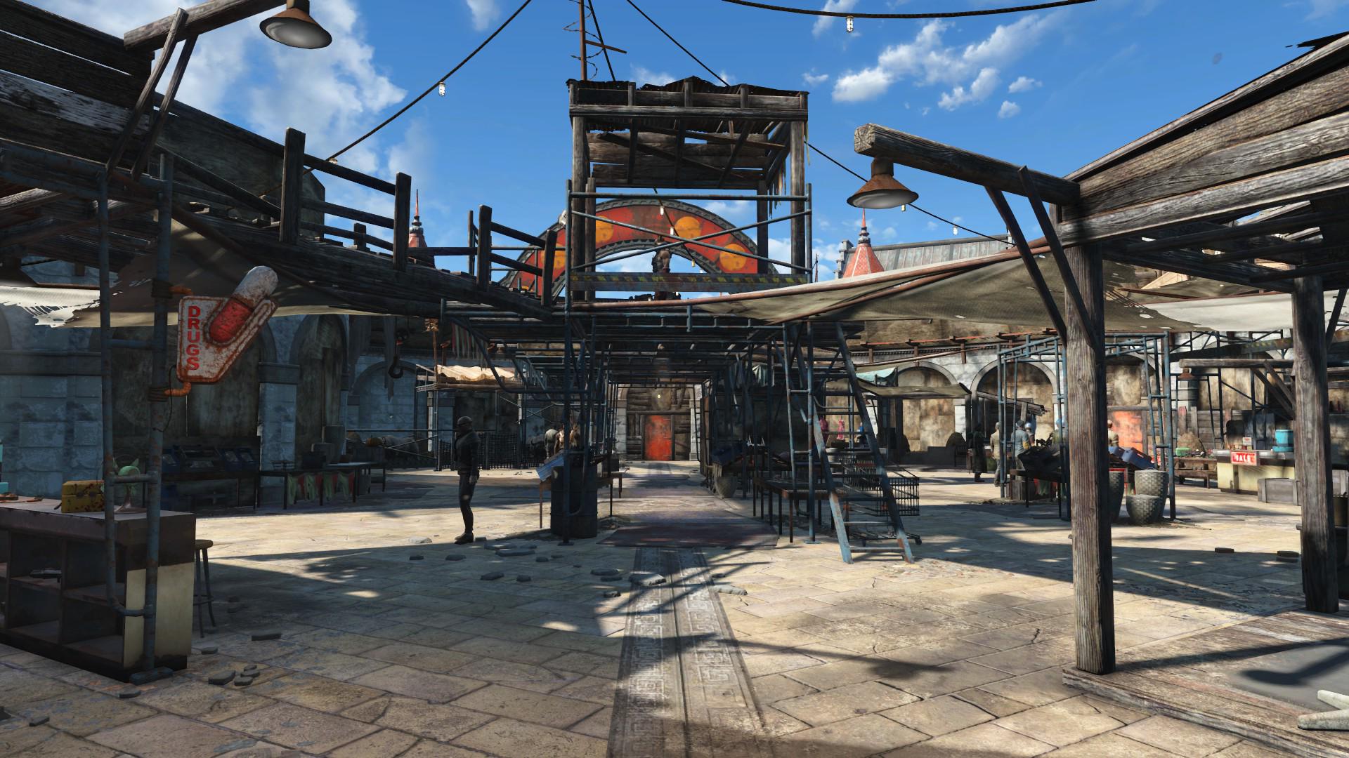 Nuka-Town market | Fallout Wiki | FANDOM powered by Wikia