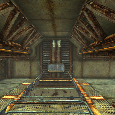 Атріум сховища 74