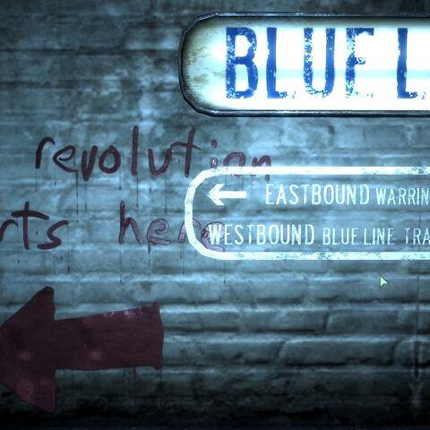 Написи на стінах