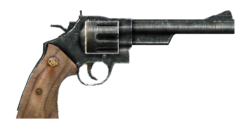 .44 magnum revolver (Fallout New Vegas)
