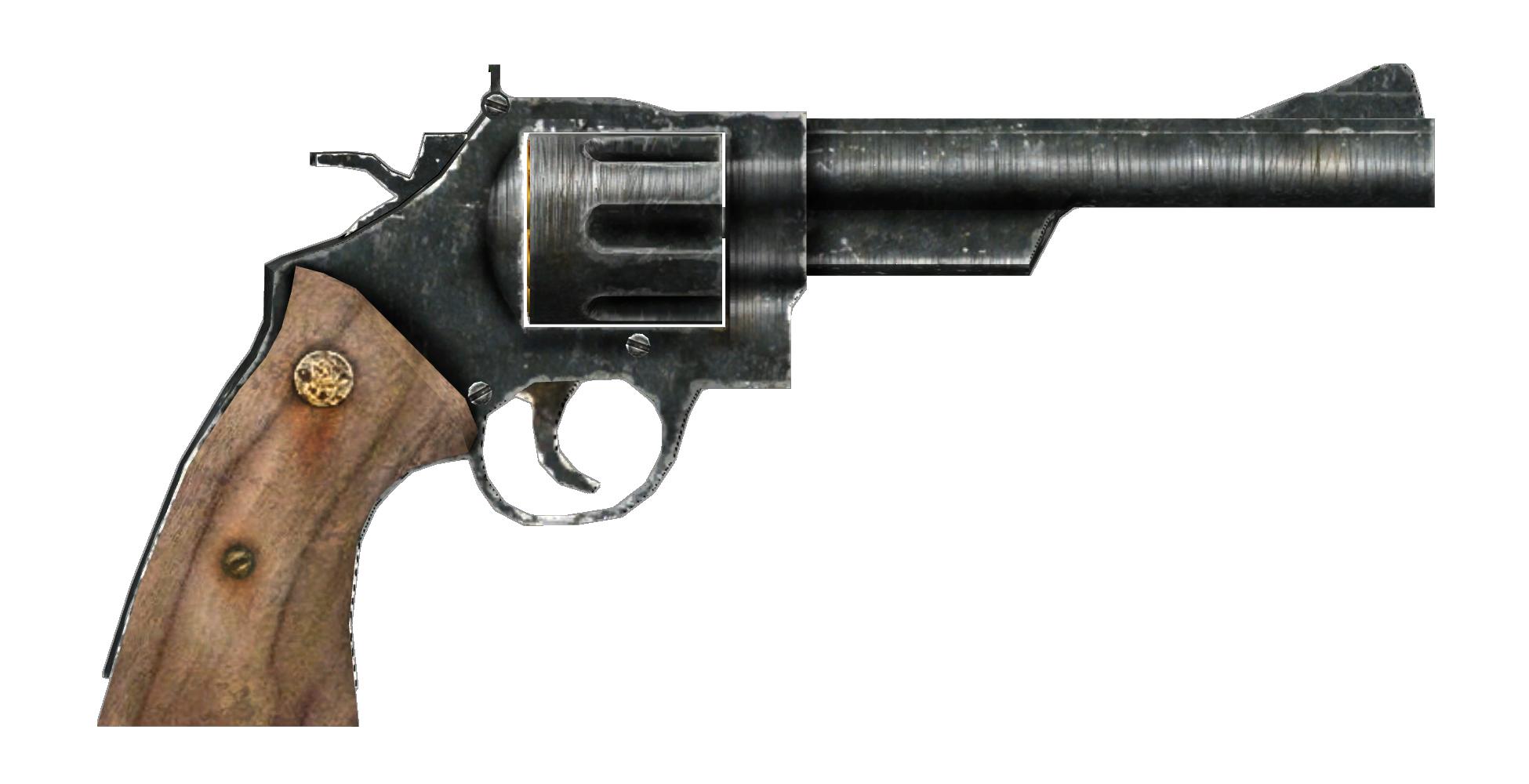44 Magnum revolver (Fallout: New Vegas) | Fallout Wiki