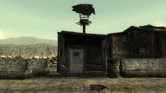 Ewer residence