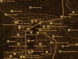 FNV Карта ТОПС