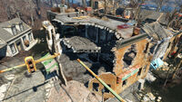FO4 Forest Grove marsh (Gun Shop)