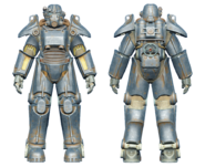 FO4 T-45 power armor vault tech