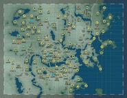 FOSO Карта мира
