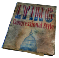 Lying, Congressional Style