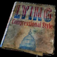 Брехня: підручник для конгресмена