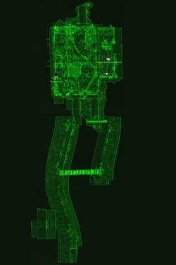 Malden Drainage local map