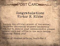 Postcard from VTU