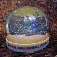 Національній парк Зайон