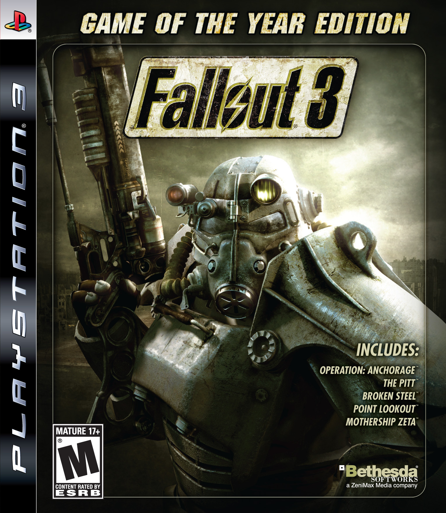 Fallout 3 (PlayStation 3) | Fallout Wiki | FANDOM powered by