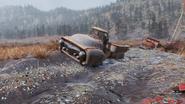 FO76 191020 Pick R Up Ash Heap south