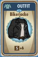 FOS - Outfit -Karte - Bikerjacke