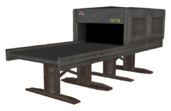 Fo4CW conveyor storage