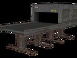 Conveyor storage