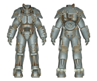 Fo4 Power Armor X01