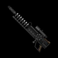 FoS Gauss rifle