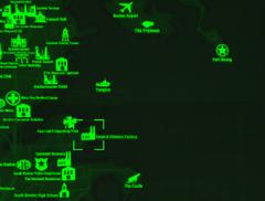 General atomics factory map
