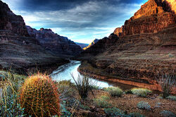 Grand Canyon in HDR - 3