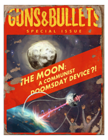 Guns and bullets - the moon