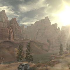 Каньйон Зайон