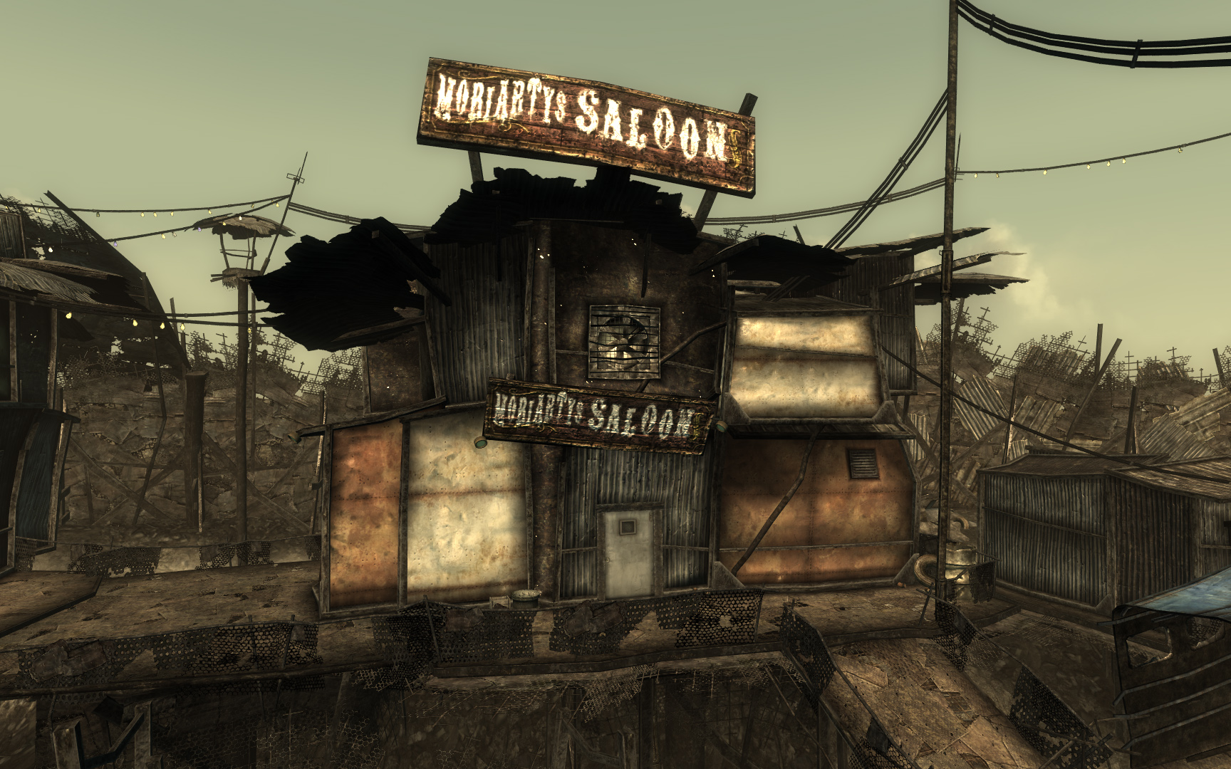 Fallout 3 wadsworth stuck bedroom decor