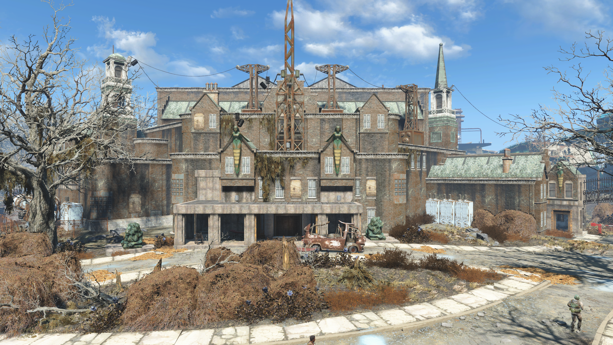 Parsons State Insane Asylum | Fallout Wiki | FANDOM powered