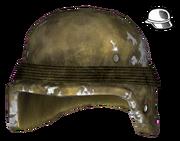 Combat helmet