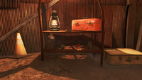 FO4 Abbot's House Interior Holodisk