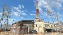 FO4 Station d'émission WRVR