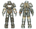 FO4 T-60 power armor BOS knight