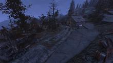FO76 Pleasant valley cabins