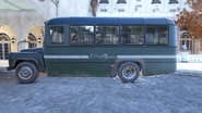 FO76 Shuttle bus Whitespring right side