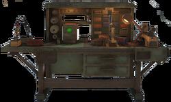 FO76 Tinker workbench